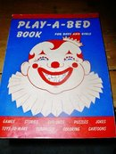 Play - A - Bed  Book, Number 1,   Children's Activity Book