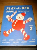 Play - A - Bed  Book, Number 2,   Children's Activity Book