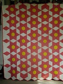 Red Star Quilt,    QLT