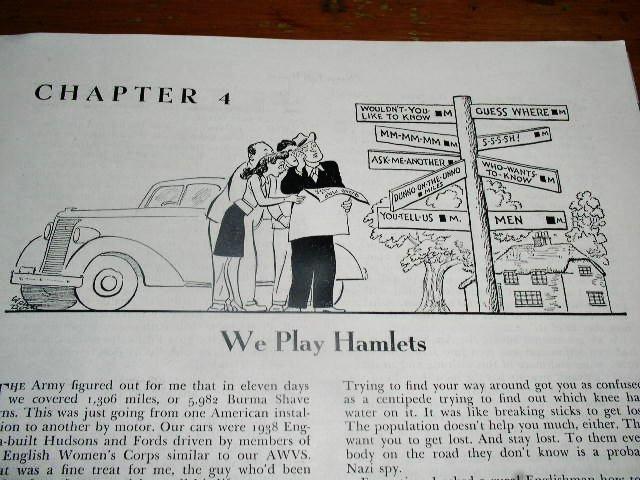 Bob Hope's - I Never Left Home Booklet
