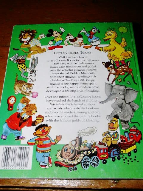 The Poky Little Puppy's First Christmas - Little Golden Book