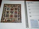 Quilt Art 2006 Engagement Calendar Book  -  QK
