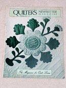 Quilter's Newsletter Magazine, #59,  1974  -  QM
