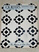 Quilter's Newsletter Magazine, #61,  1974  -  QM