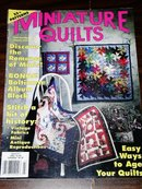Miniature Quilts Magazine, 1995,   -  QM