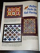 Miniature Quilts Magazine, 2000,   -  QM