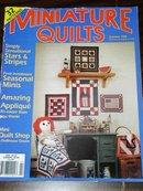 Miniature Quilts Magazine, 1992,   -  QM