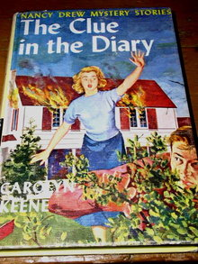 Nancy Drew, The Clue in the Diary Book