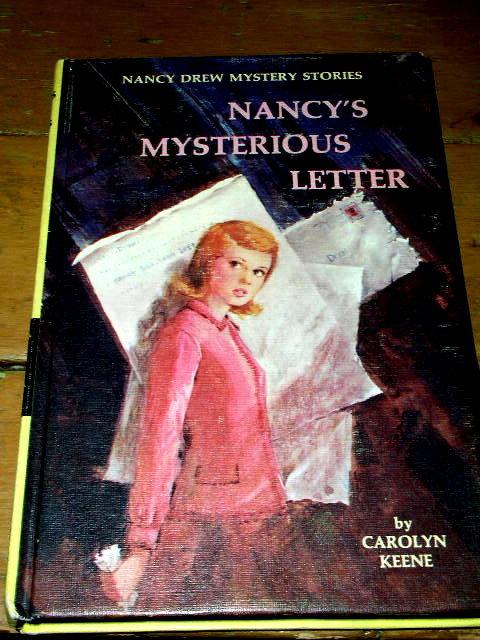 Nancy Drew, Nancy's Mysterious Letter Book