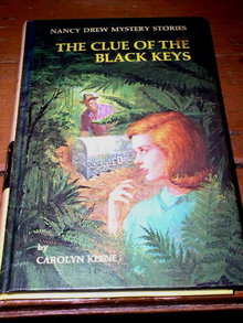 Nancy Drew,  The Clue of the Black Keys Book
