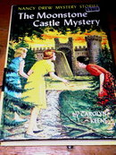 Nancy Drew, The Moonstone Castle Mystery  Book