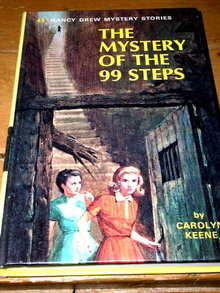 Nancy Drew, The Mystery of the 99 Steps  Book