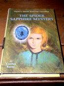 Nancy Drew, The Spider Sapphire Mystery  Book