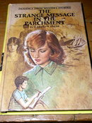 Nancy Drew, The Strange Message in the Parchment  Book