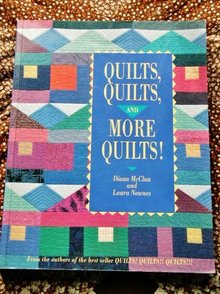 Quilts, Quilts, and More Quilts Book  -  QK