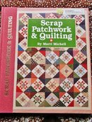 Scrap Patchwork and Quilting Book  -  QK