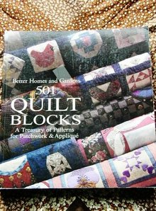 501 Quilt Blocks  Book  -  QK