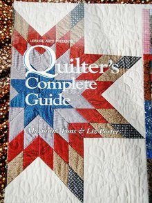 Quilter's Complete Guide Quilting  Book  -  QK