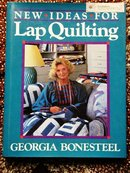New Ideas for Lap Quilting  Book  -  QK