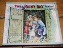 Rainy Day Paint Book