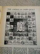 American Ships Quilt Patterns by Quilt World Magazine  - QM