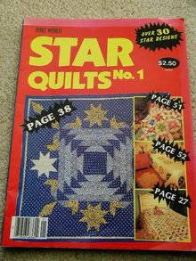 Star Quilts No. 1  by Quilt World Magazine  - QM