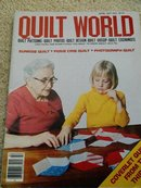 Quilt World Magazine,   April 1977  - QM
