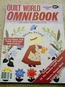 Quilt World  Omnibook Magazine,   Summer 1983   - QM