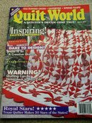 Quilt World  Magazine,   March 1994   - QM