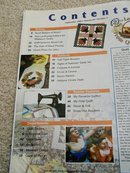 Quilt World  Magazine,   September 1999   - QM