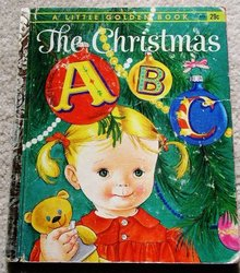 Christmas ABC  - Little Golden Book
