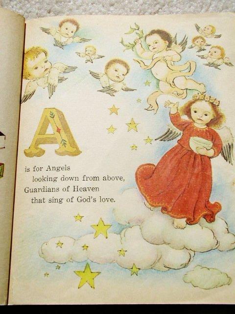 Christmas ABC  - Little Golden Book