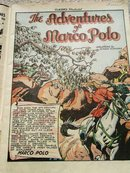 Classics Illustrated The Adventures of Marco Polo