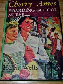 Cherry Ames,   Boarding School  Nurse