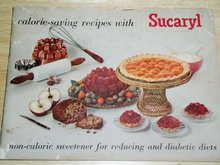 Sucaryl Calorie Saving Recipes Cookbook  -  CK