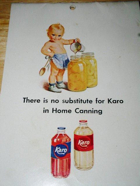 Karo Cookbook, How to can finer fruits & save sugar  -  CK