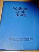 Watkin's Cookbook  -  CK