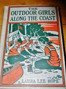 The Outdoor Girls Along the Coast Book