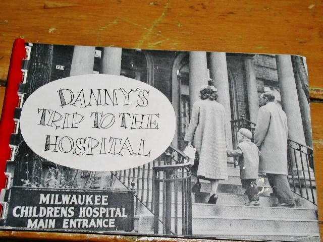 Danny's Visit To The Hospital Book