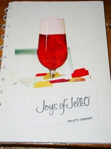 Joys of Jello Recipe Book  - CK