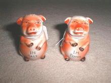 Pig Salt & Peppers