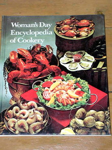 Woman's Day Encyclopedia of Cookery, Vol #2  -  CK