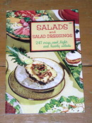 Salads and Salad Dressings Cookbook  -  CK