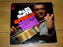 Carl Smith Special, Sings His Favorites,   LP Record Album