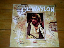 Ol' Waylon,   LP Record Album