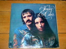 Sony and Cher,  The Two of Us,    LP Record Album