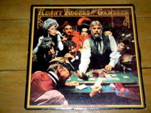 Kenny Rogers, The Gambler,    LP Record Album