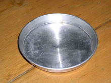 Childs Aluminum Plate