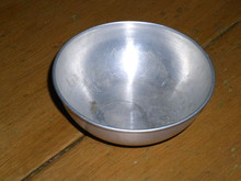 Childs Aluminum Mixing Bowl