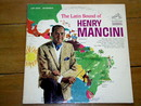 The Latin Sound of Henry Mancini,    LP Record Album